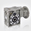 WAH Series High Efficiency Right Angle Aluminum Hypoid Gear Reducer 1 1