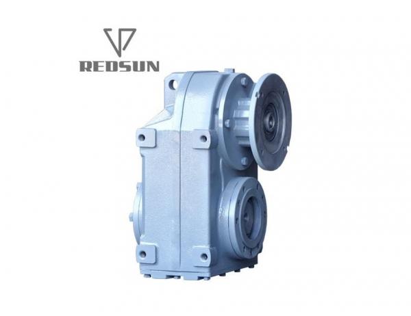 Plastic extruder gearbox 1