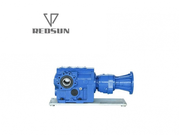 Plastic extruder gearmotor REDSUN K 2